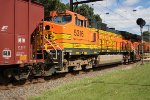 BNSF 6673, 5316 on CSX K041-14